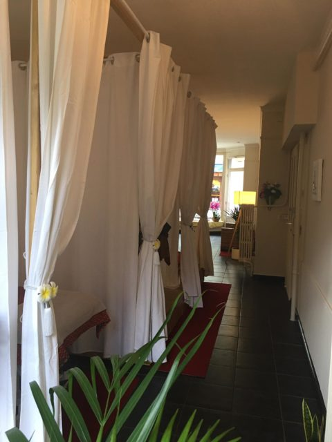 salon de massage à Villeneuve, Montreux