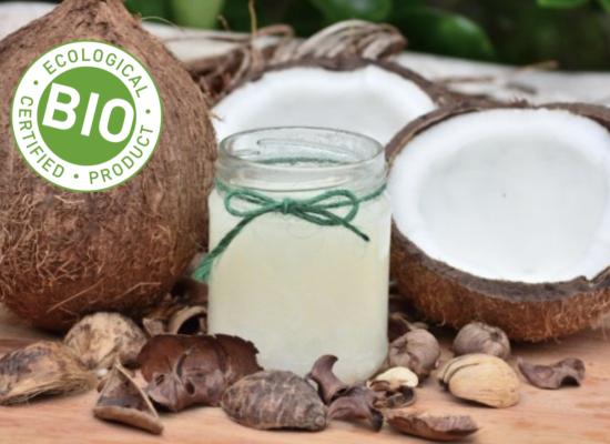massage thaï à l'huile de coco bio